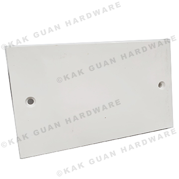 CHW DOUBLE BLANK PLATE