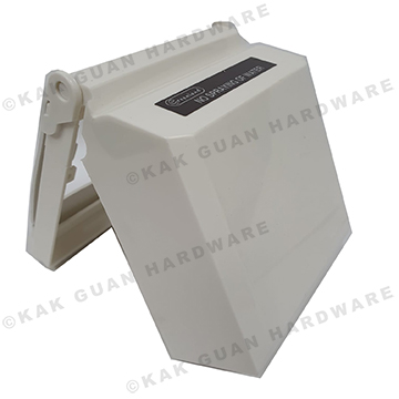 GREENLAND SINGLE WEATHERPROOF BOX