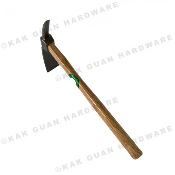 GJ-7003 POINTED FORGED HOE
