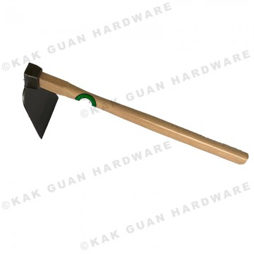 "GJ-7004 4"" FORGED HOE"
