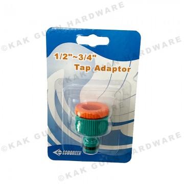 """4026 1/2""""-3/4"""" TAP ADAPTOR"""