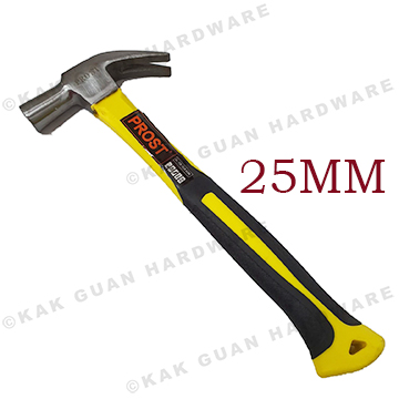 PROST 25MM CLAW HAMMER