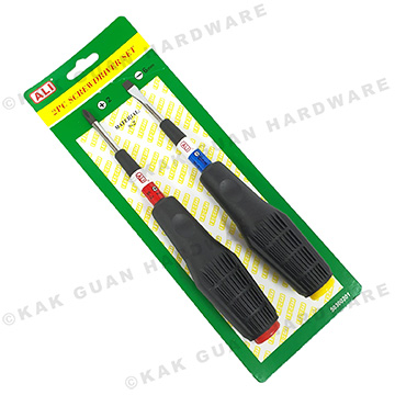 "ALI 503-00201 4"" 2PCS SCREWDRIVER SET"