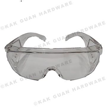 IB9-12019 SAFETY GOGGLE CLEAR LENS