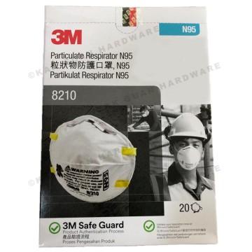 3M N95 8210 Mask