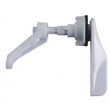 SHOWY 2525-600 LOW LEVEL CISTERN PLASTIC FLUSH HANDLE