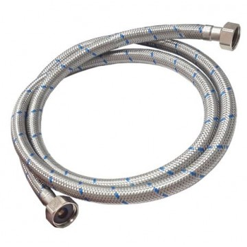 SHOWY 2421-200 120CM S/S FLEXIBLE CONNECTING TUBE-COLD