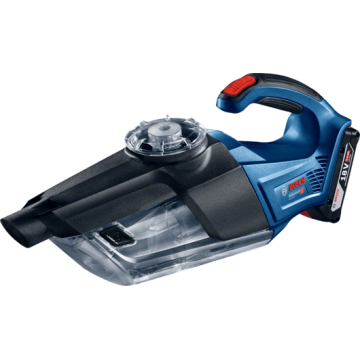 BOSCH GAS 18V-1 CORDLESS VACUUM CLEANER SET