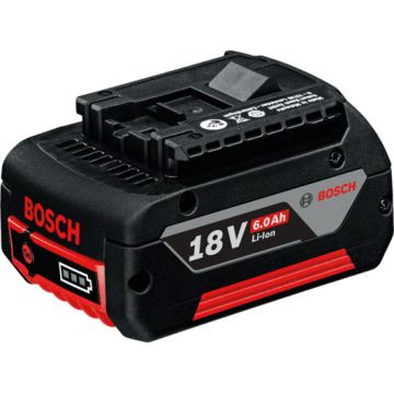 BOSCH GBA 18V 6.0AH BATTERY PACK