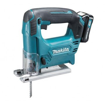 MAKITA JV101DSAE 12V CORDLESS TOP HANDLE JIG SAW, (2 BATTERIES, 2.0Ah)