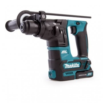 "MAKITA HR166DSAE1 12V  16 mm (5/8"") CORDLESS ROTARY HAMMER, (2 BATTERIES, 2.0AH)"