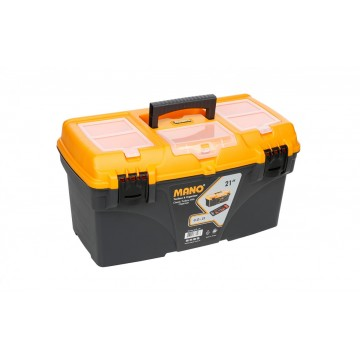"MANO C.O-21 21"" TOOL BOX WITH ORGANISER"