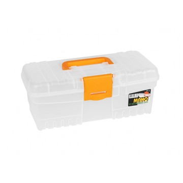 "MANO ST-12 12"" TRANSPARENT TOOL BOX"