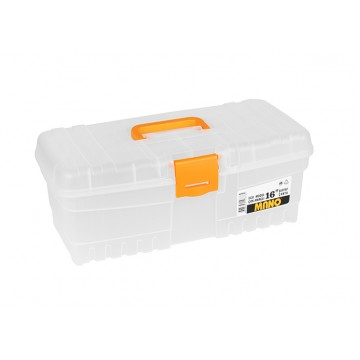 "MANO ST-16 16"" TRANSPARENT TOOL BOX"