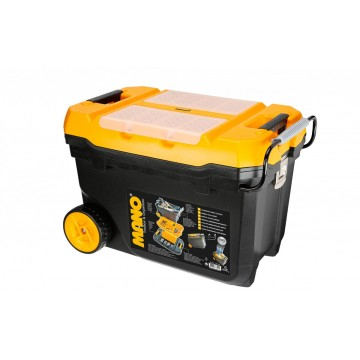 MANO TK-28 MOBILE TOOL CHEST WITH METAL LATCH