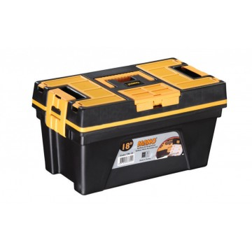 "MANO YN-18 18"" TOOL BOX WITH PORTABLE LID"