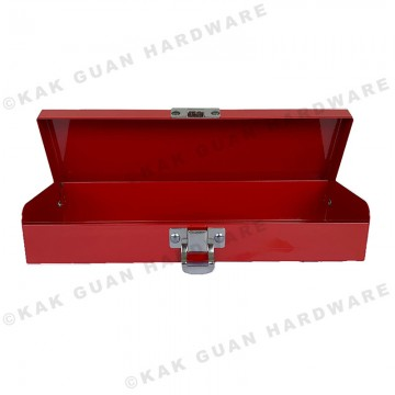 SY-210 CLASSIC RED METAL TOOL BOX