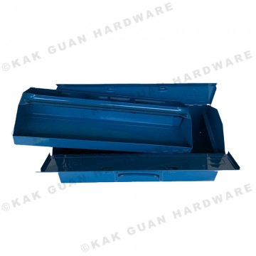ST-430 BLUE METAL TOOL BOX