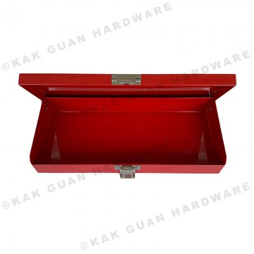 SY-240 CLASSIC RED METAL TOOL BOX