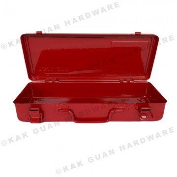 SY-320 RED METAL TOOL BOX