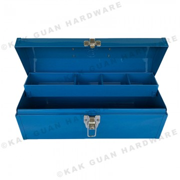 TB-426 BLUE METAL TOOL BOX