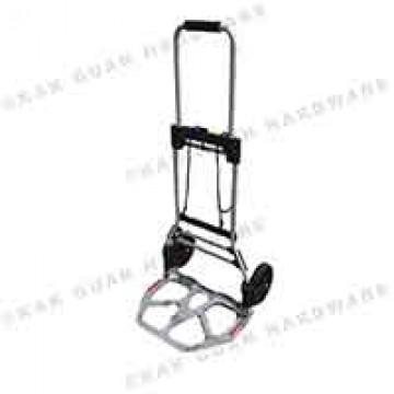 FW-90C ALUMINIUM BLACK 2-WHEEL FOLDABLE TROLLEY (90KG)
