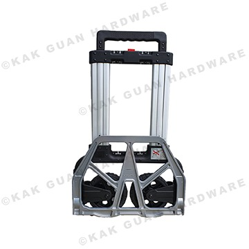 FW-90M ALUMINIUM BLACK 2-WHEEL FOLDABLE TROLLEY (120KG)