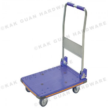 PHC150 PURPLE PLATFORM TROLLEY (150KG)