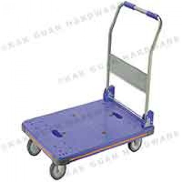 PHC300 PURPLE PLATFORM TROLLEY (300KG)